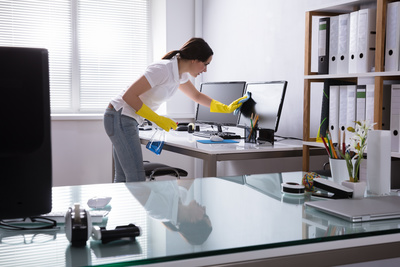 office cleaning in Westchester